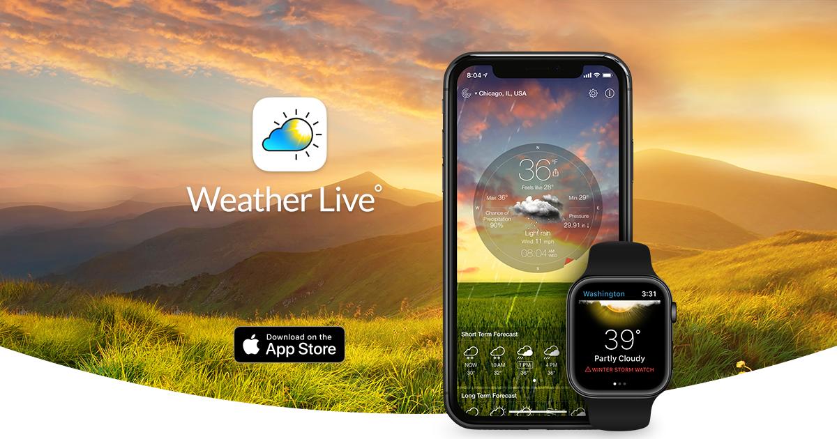 Weather Live | Apalon